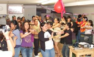 karaoke unites everyone together!